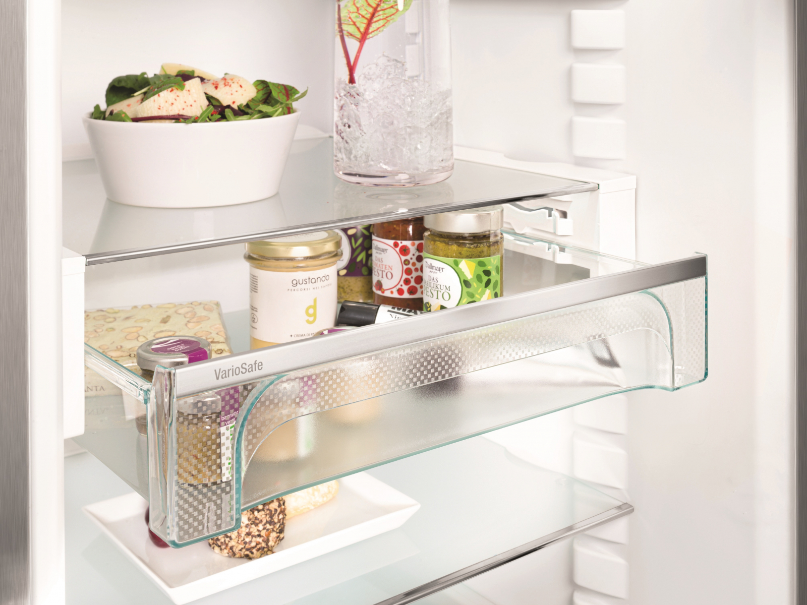 купить Side-by-Side холодильник Liebherr SBSes 8663 Украина фото 14
