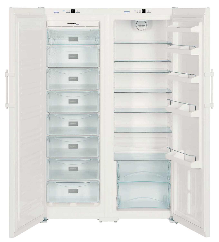 купить Side-by-side холодильник Liebherr SBS 7212 Украина фото 1