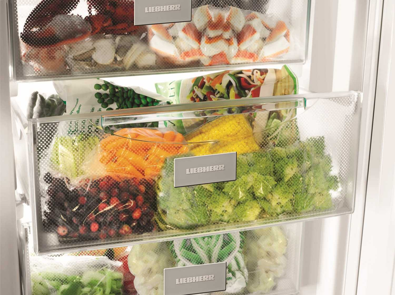 купить Side-by-side холодильник Liebherr SBS 7212 Украина фото 5