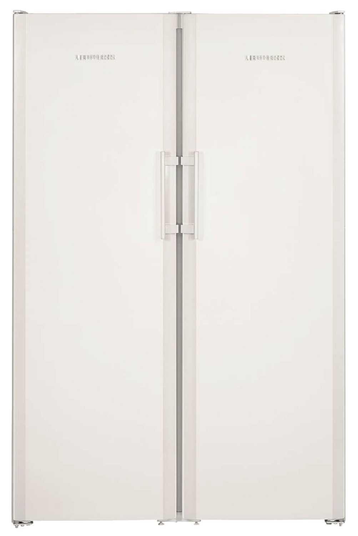 купить Side-by-side холодильник Liebherr SBS 7212 Украина фото 2