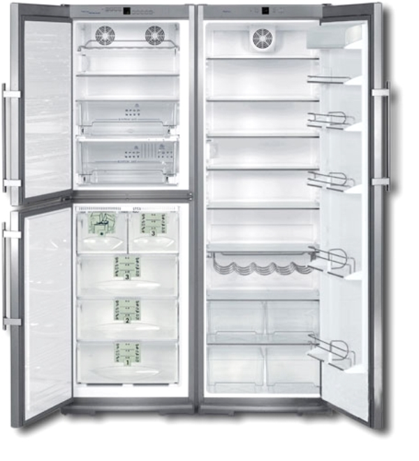 купить Side-by-Side холодильник Liebherr SBSes 7051 Украина фото 3