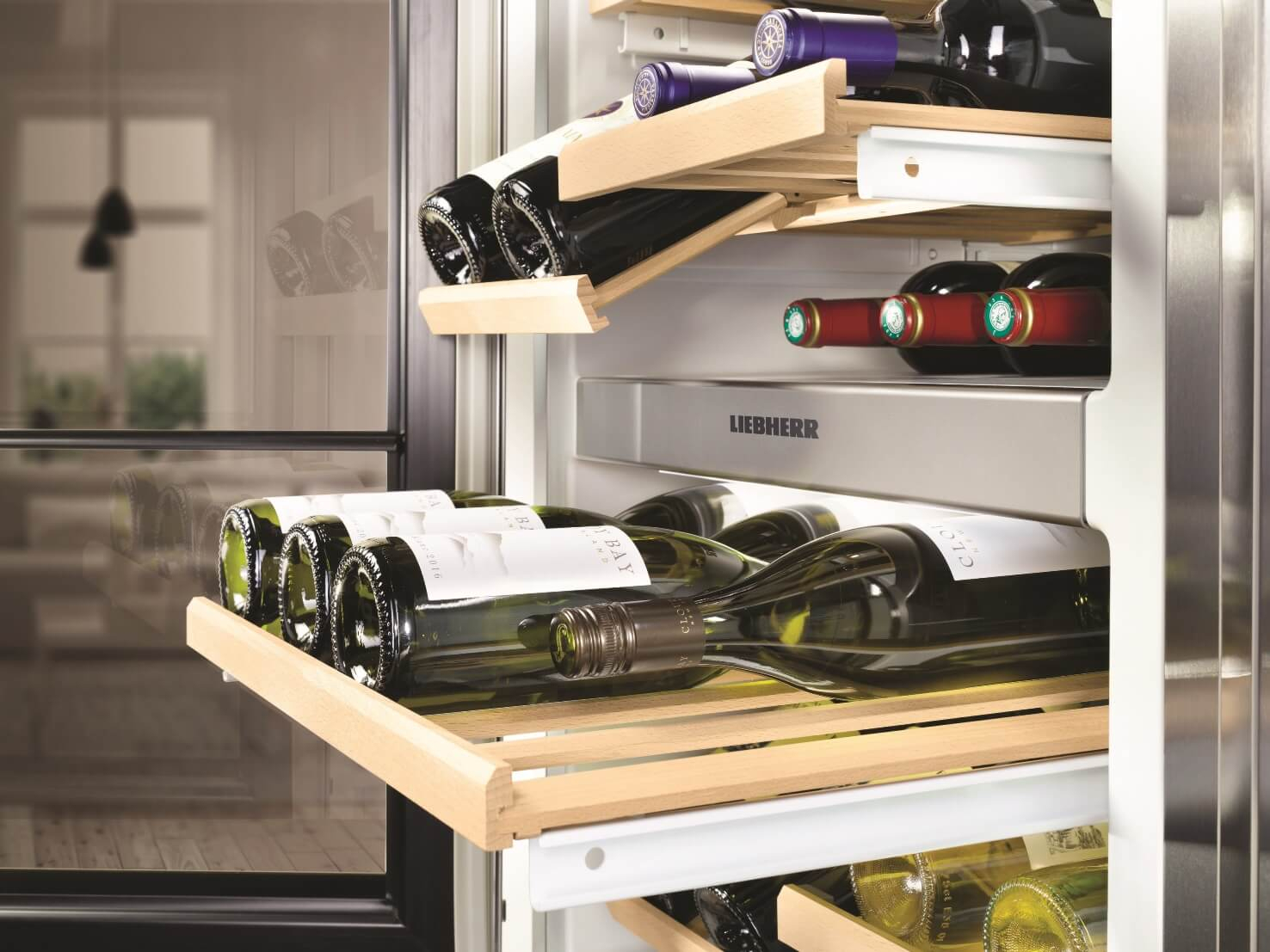 купить Side-by-Side холодильник Liebherr SBSes 8486 Украина фото 12