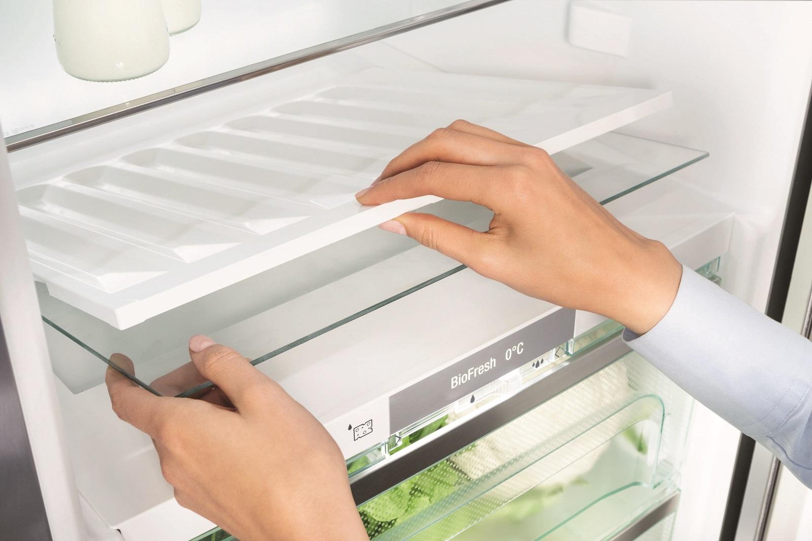 купить Side-by-Side холодильник Liebherr SBSes 8773 Украина фото 9