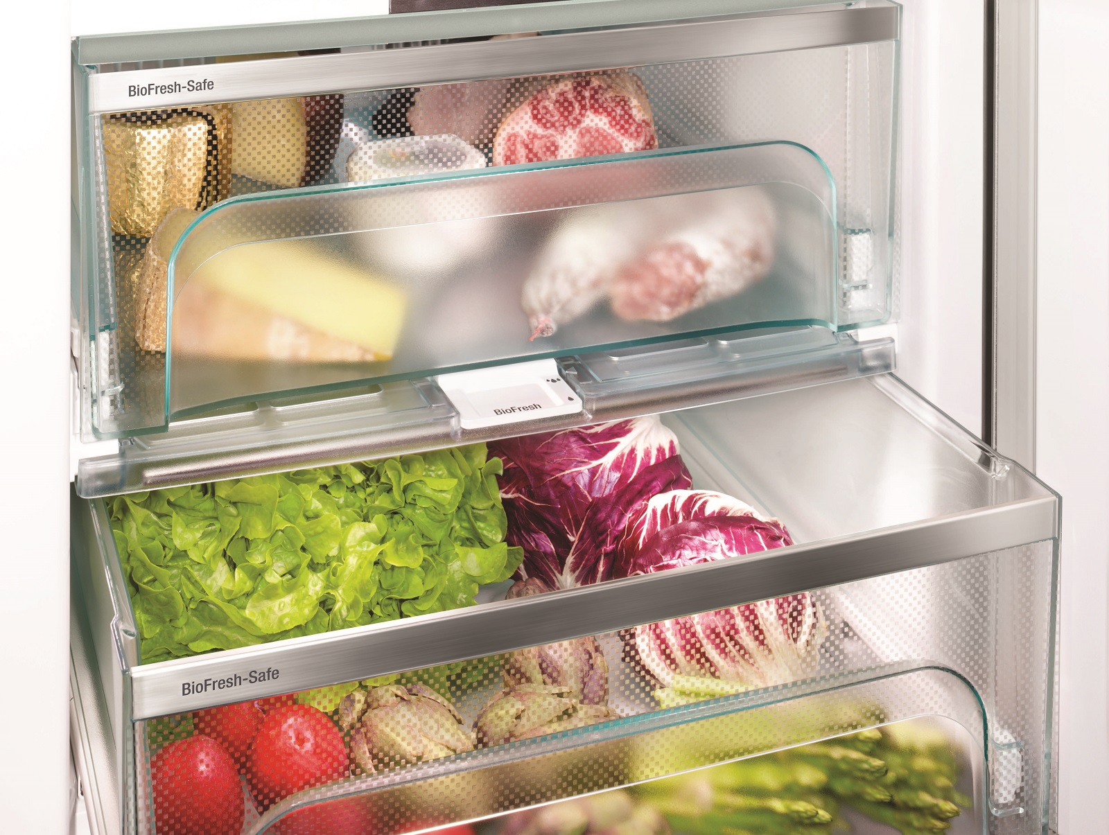 купить Side-by-Side холодильник Liebherr SBSes 8773 Украина фото 7