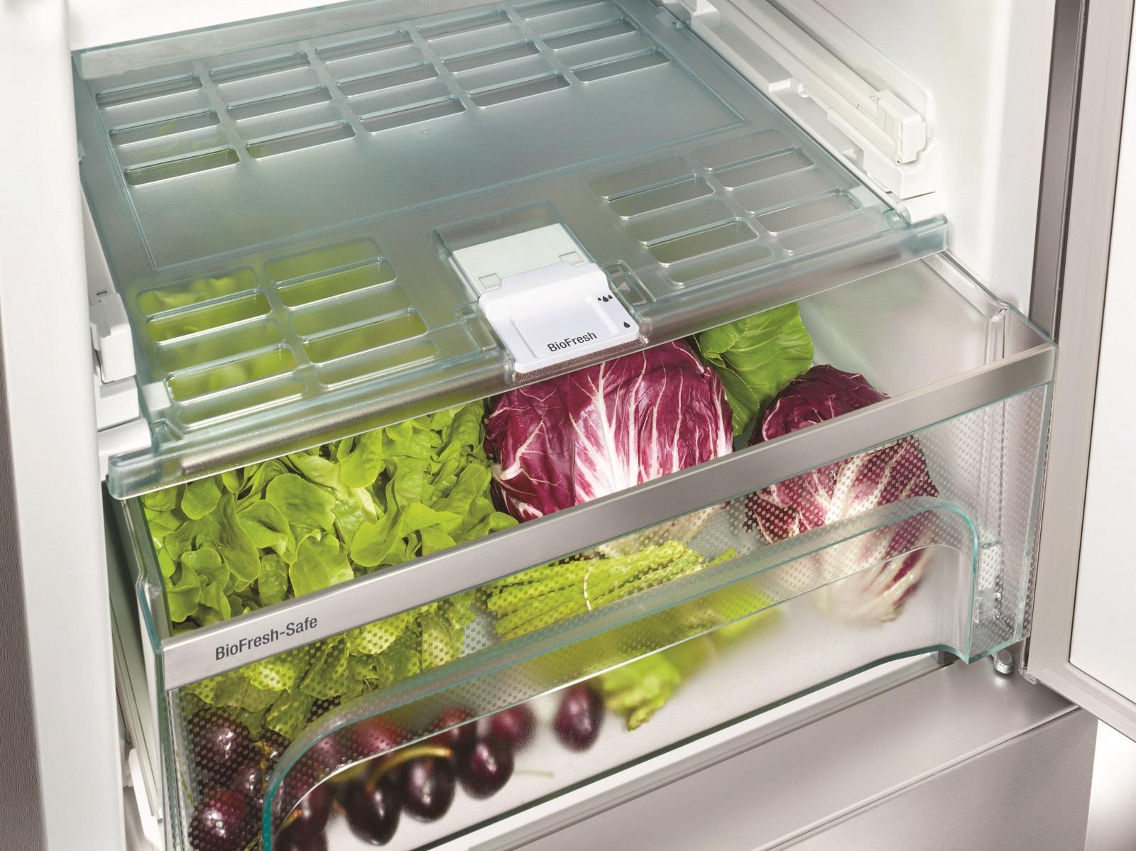 купить Side-by-Side холодильник Liebherr SBSes 8773 Украина фото 8