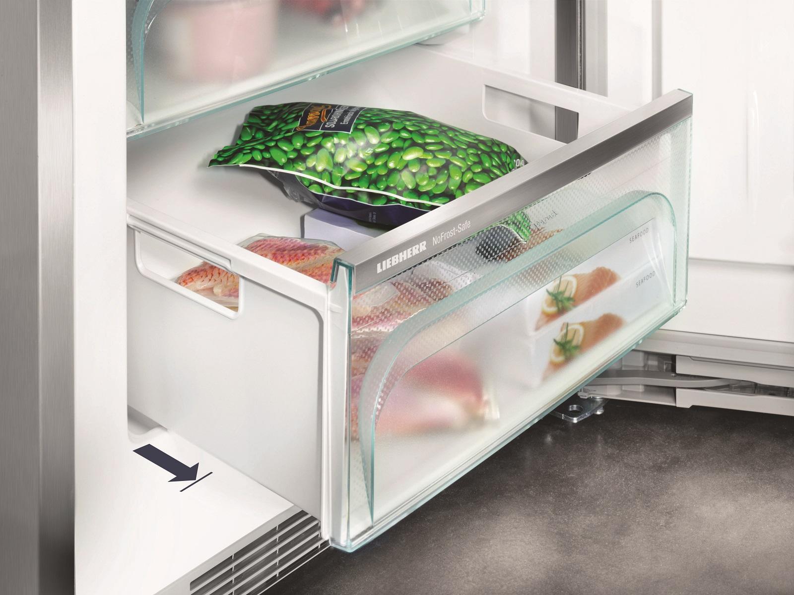 купить Side-by-Side холодильник Liebherr SBSes 8773 Украина фото 13