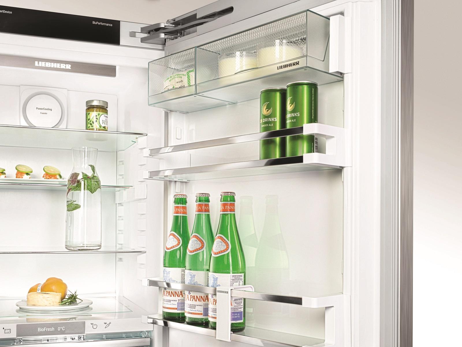 купить Side-by-Side холодильник Liebherr SBSes 8773 Украина фото 14
