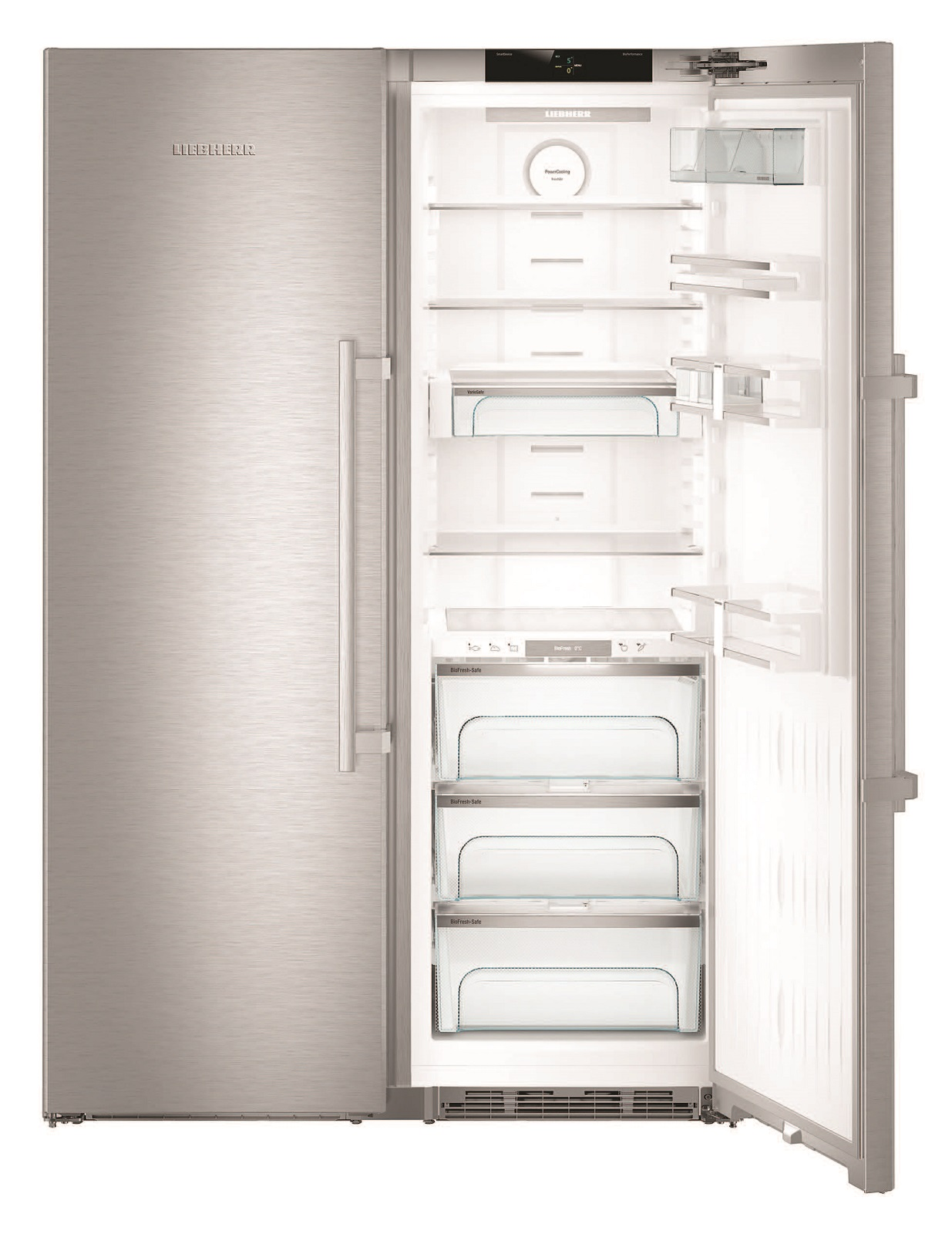 купить Side-by-Side холодильник Liebherr SBSes 8773 Украина фото 5