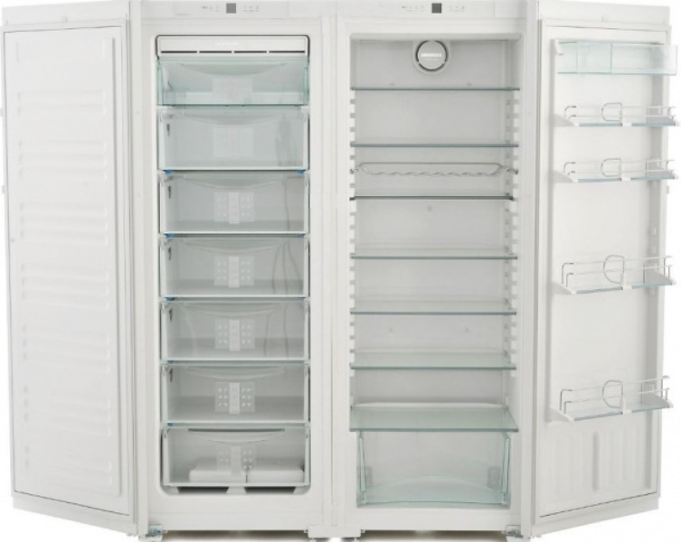 купить Side-by-side холодильник Liebherr SBS 6352 Украина фото 3