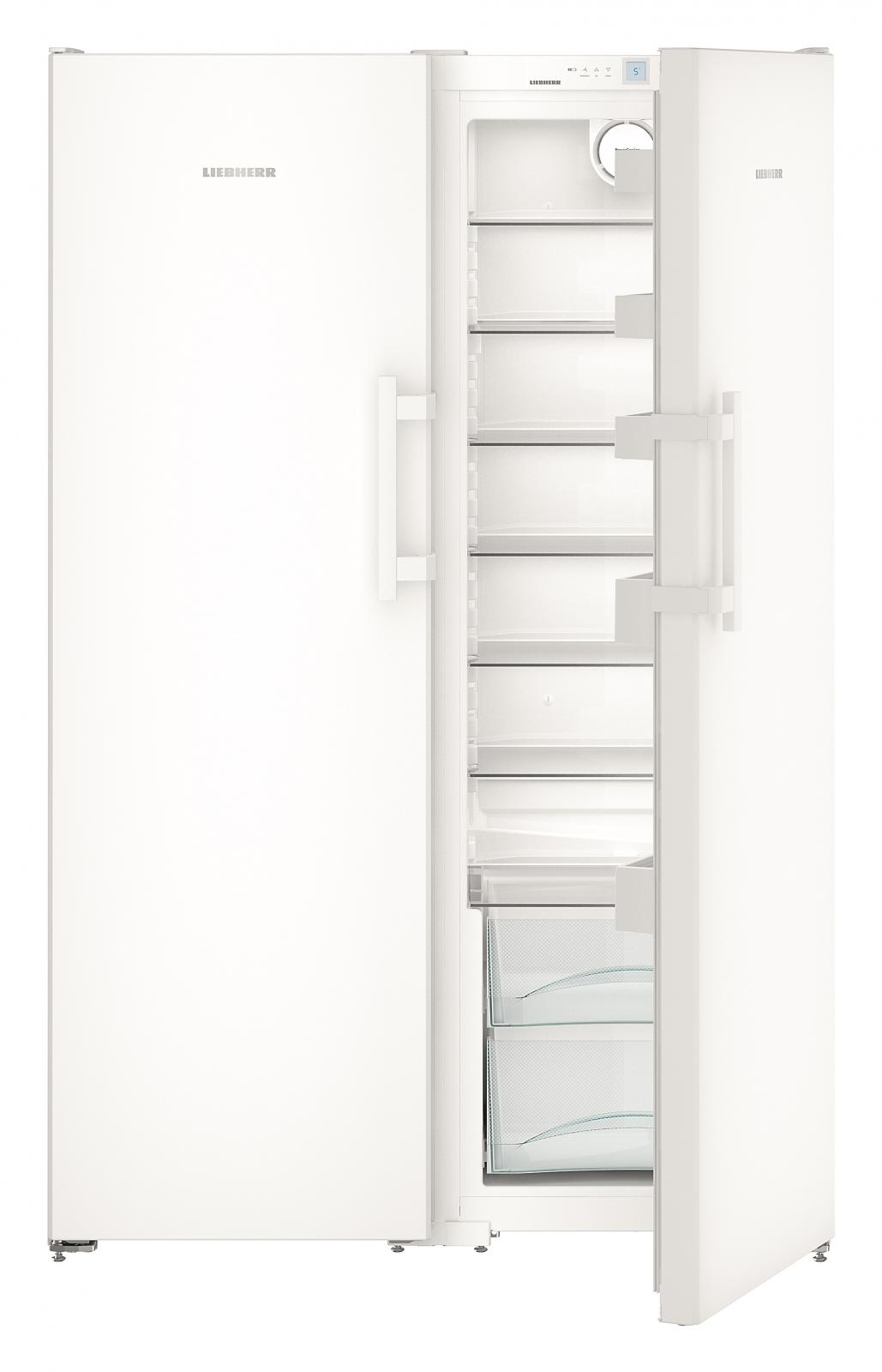 купить Side-by-side холодильник Liebherr SBS 7242 Украина фото 4