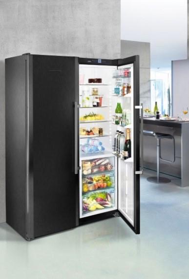 купить Side-by-Side холодильник Liebherr SBSbs 7263 Украина фото 1