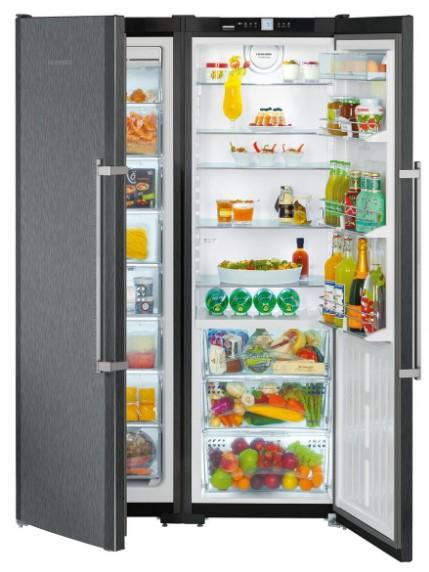 купить Side-by-Side холодильник Liebherr SBSbs 7263 Украина фото 5