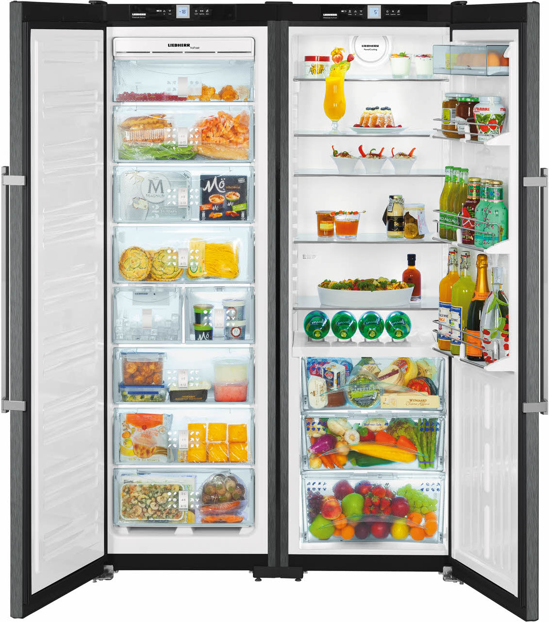 купить Side-by-Side холодильник Liebherr SBSbs 7263 Украина фото 0