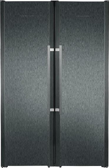 купить Side-by-Side холодильник Liebherr SBSbs 7263 Украина фото 3