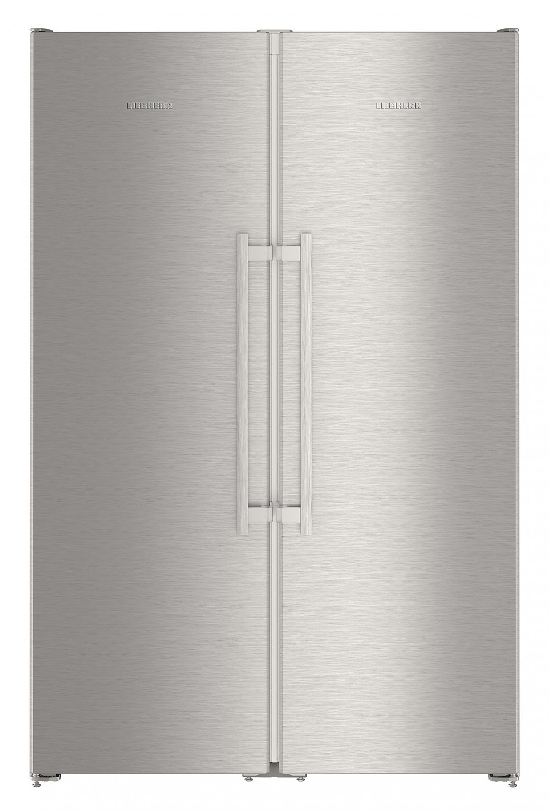 купить Side-by-side холодильник Liebherr SBSef 7242 Украина фото 1