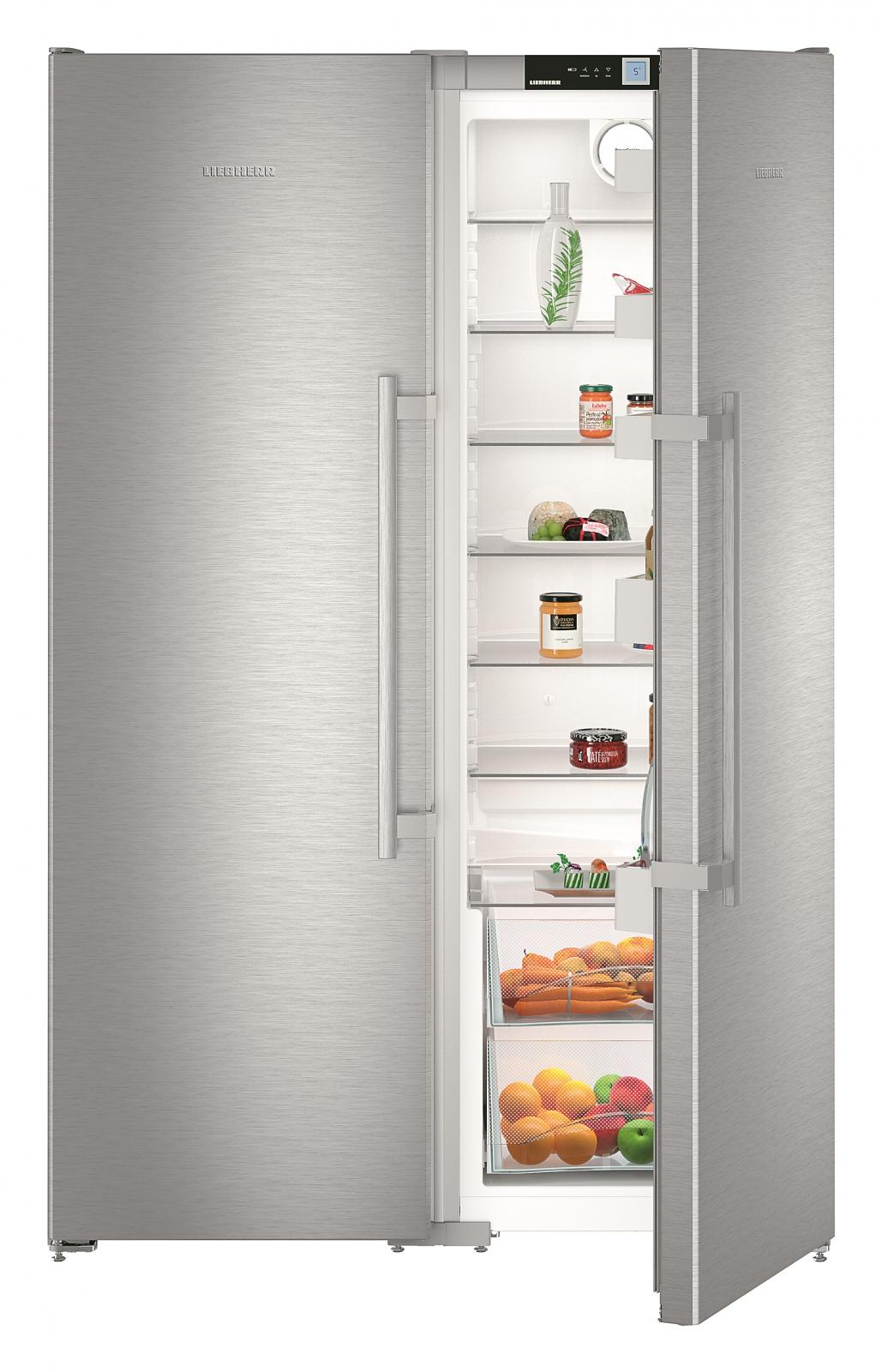 купить Side-by-side холодильник Liebherr SBSef 7242 Украина фото 3