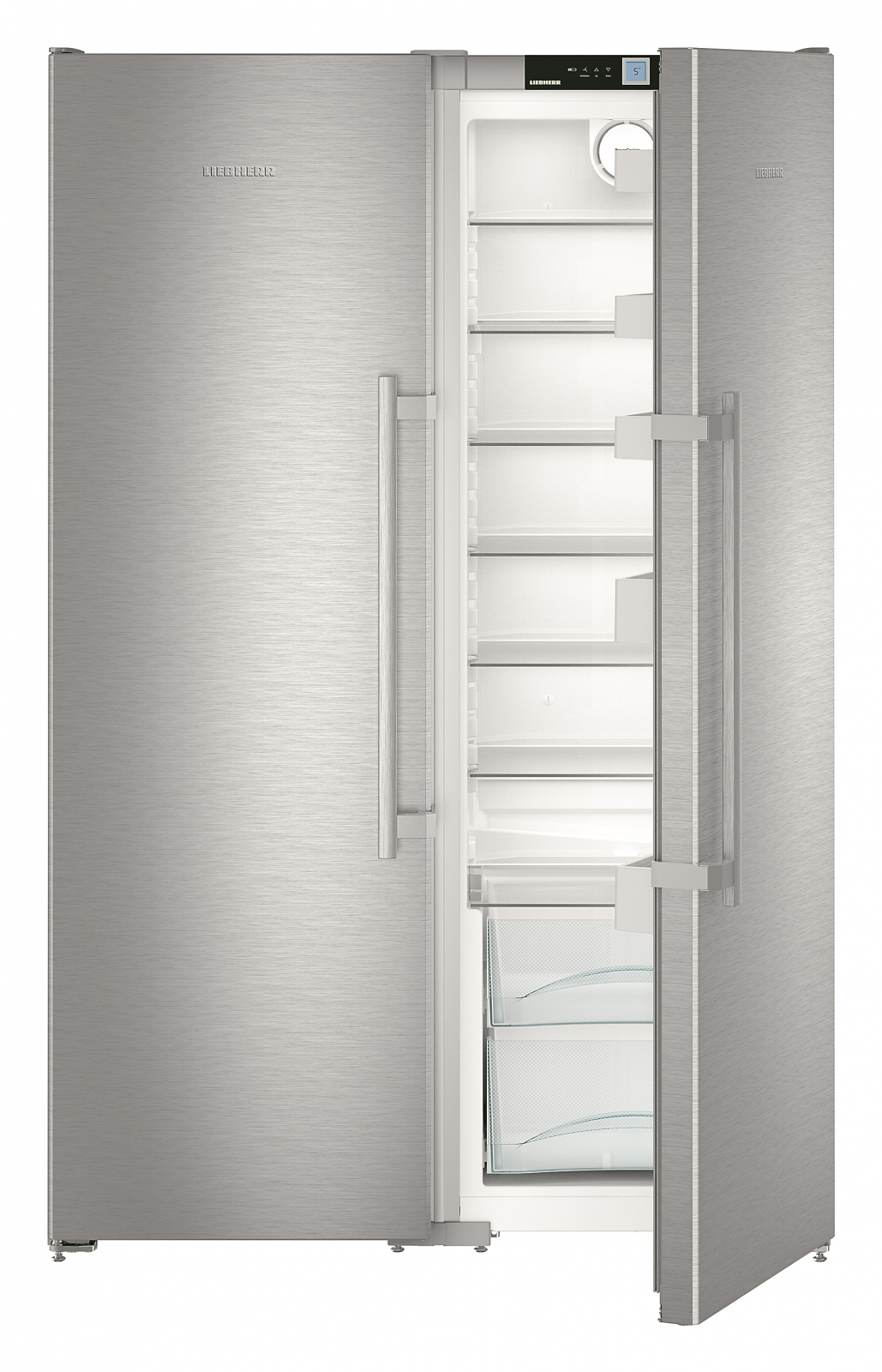 купить Side-by-side холодильник Liebherr SBSef 7242 Украина фото 6