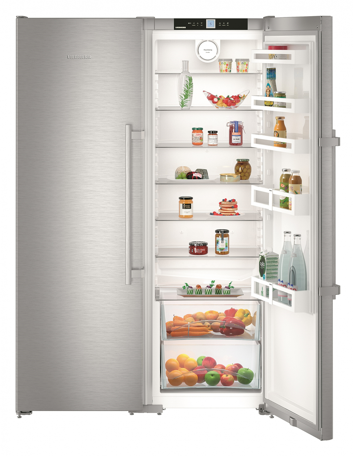 купить Side-by-side холодильник Liebherr SBSef 7242 Украина фото 4
