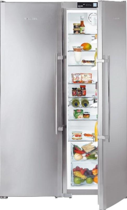купить Side-by-Side холодильник Liebherr SBSes 7252 Украина фото 1