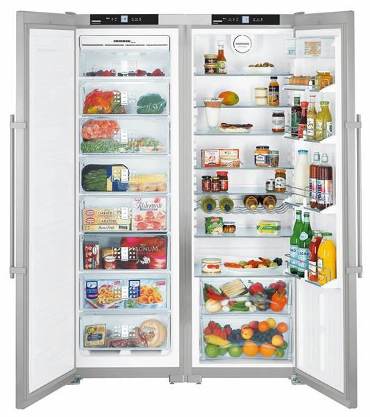 купить Side-by-Side холодильник Liebherr SBSes 7252 Украина фото 0