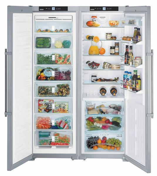 купить Side-by-side холодильник Liebherr SBSes 7253 Украина фото 0