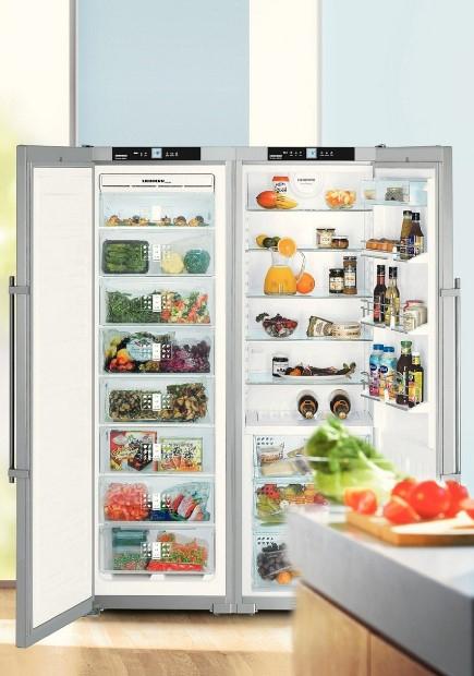 купить Side-by-side холодильник Liebherr SBSes 7253 Украина фото 6