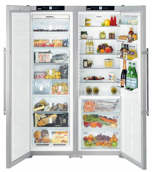 купить Side-by-side холодильник Liebherr SBSes 7263 Украина фото 0
