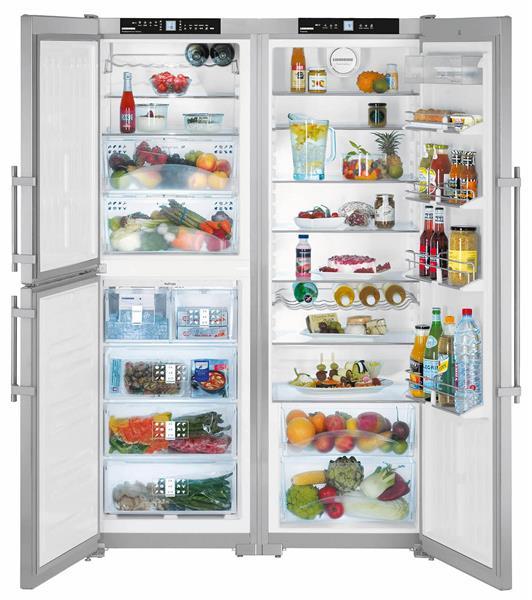 купить Side-by-Side холодильник Liebherr SBSes 7353 Украина фото 0