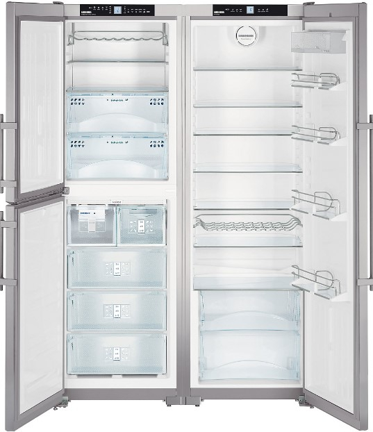 купить Side-by-Side холодильник Liebherr SBSes 7353 Украина фото 1
