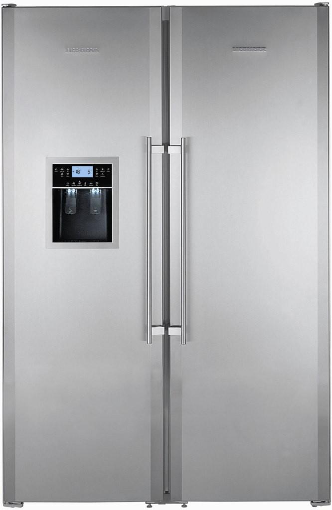 купить Side-by-side холодильник Liebherr SBSes 8283 Украина фото 3