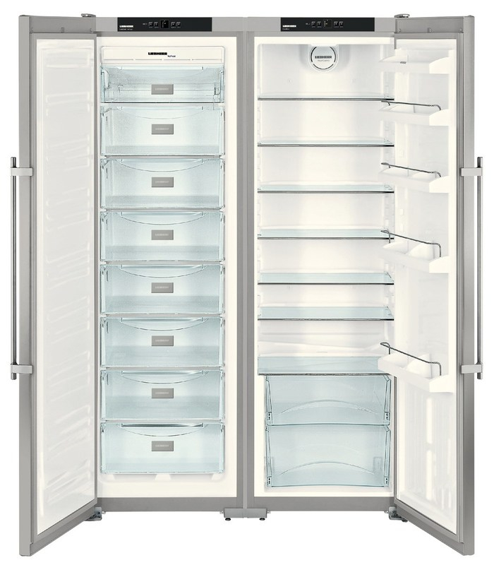 купить Side-by-side холодильник Liebherr SBSesf 7212 Украина фото 3