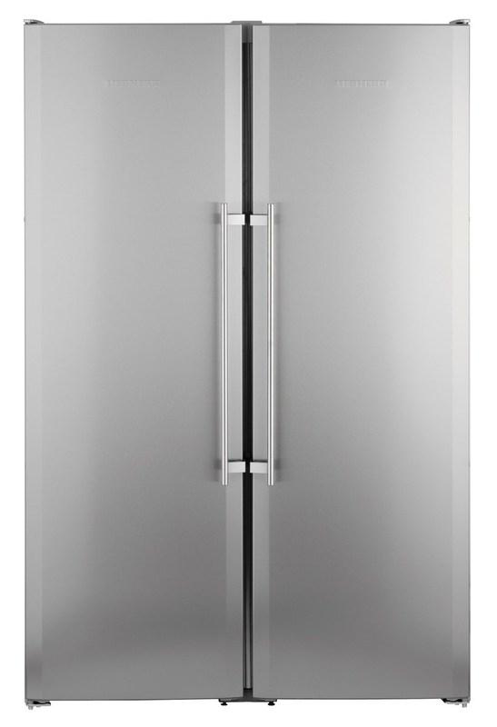 купить Side-by-side холодильник Liebherr SBSesf 7212 Украина фото 1