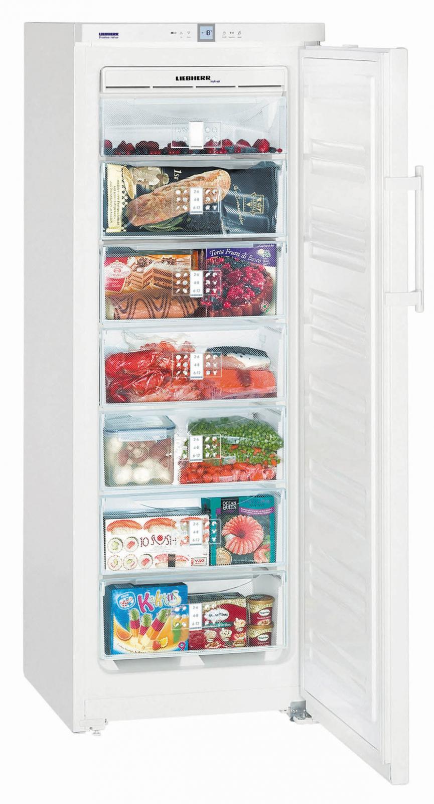 купить Встраиваемая морозильная камера Liebherr IGN 2756 Украина фото 0