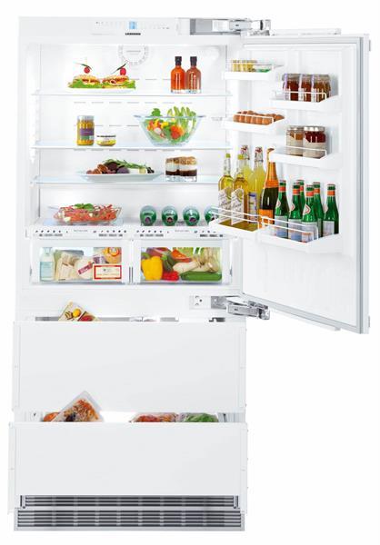 купить Встраиваемый двухкамерный холодильник Liebherr ECBN 6156 Украина фото 0