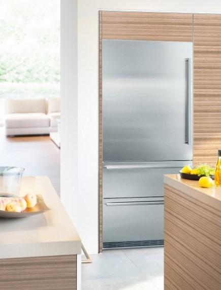 купить Встраиваемый двухкамерный холодильник Liebherr ECBN 6156 Украина фото 3