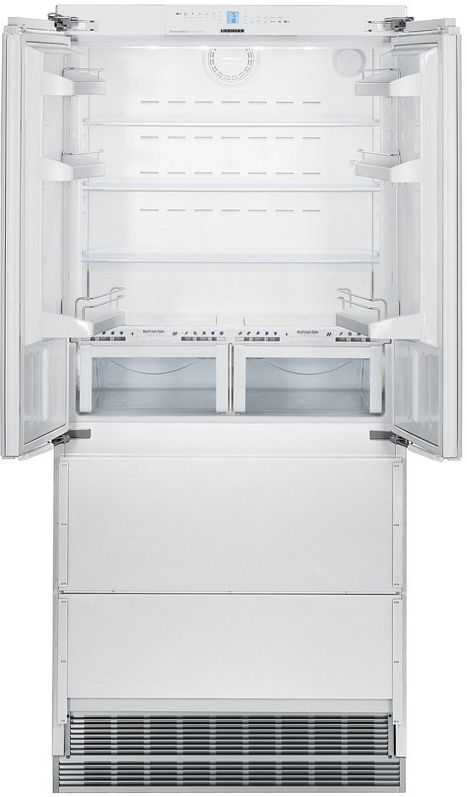 купить Встраиваемый двухкамерный холодильник Liebherr ECBN 6256 Украина фото 1