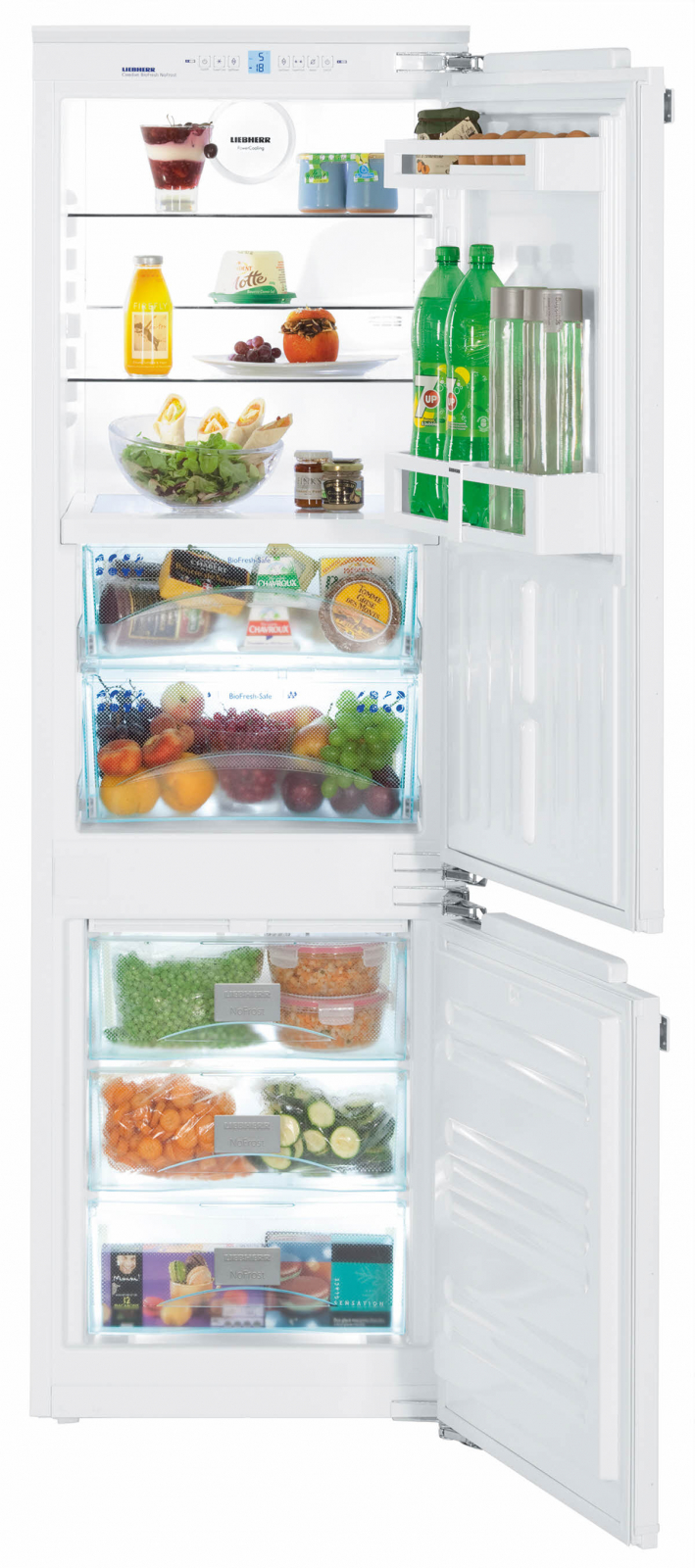 купить Встраиваемый двухкамерный холодильник Liebherr ICBN 3314 Украина фото 0