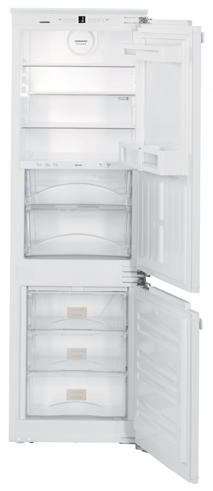 купить Встраиваемый двухкамерный холодильник Liebherr ICBN 3324 Украина фото 2