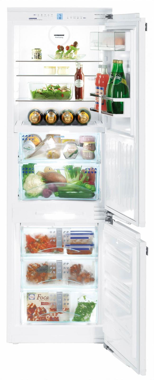 купить Встраиваемый двухкамерный холодильник Liebherr ICBN 3356 Украина фото 0