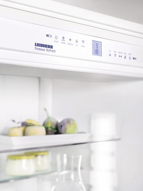купить Встраиваемый двухкамерный холодильник Liebherr ICBN 3366 21 Украина фото 5