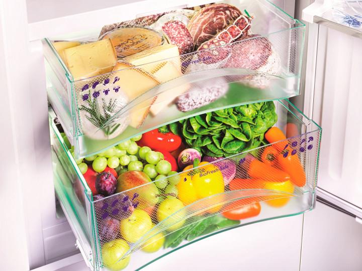 купить Встраиваемый двухкамерный холодильник Liebherr ICBN 3366 21 Украина фото 8