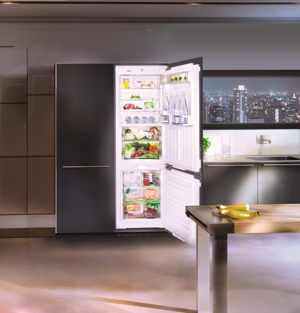 купить Встраиваемый двухкамерный холодильник Liebherr ICBN 3366 21 Украина фото 2