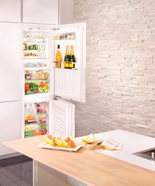 купить Встраиваемый двухкамерный холодильник Liebherr ICBN 3366 21 Украина фото 4