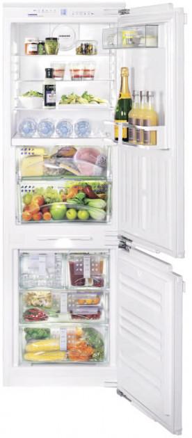 купить Встраиваемый двухкамерный холодильник Liebherr ICBN 3366 21 Украина фото 0