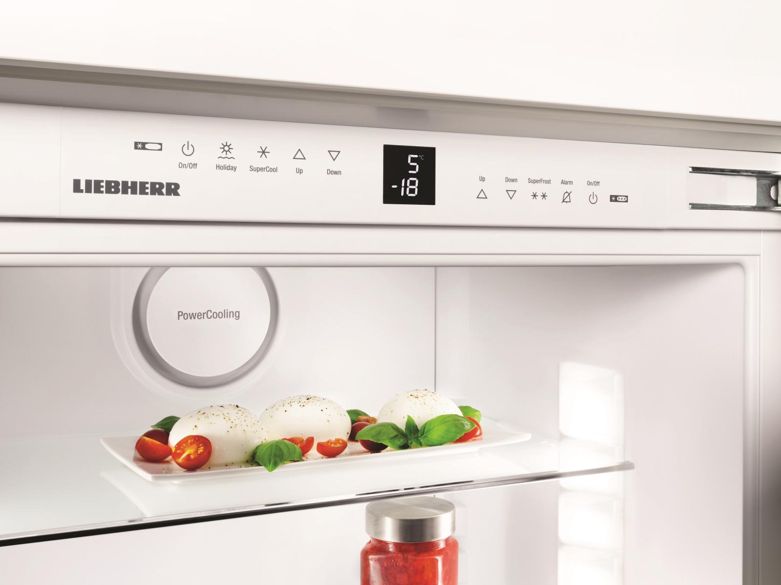 купить Встраиваемый двухкамерный холодильник Liebherr ICBN 3376 Украина фото 3