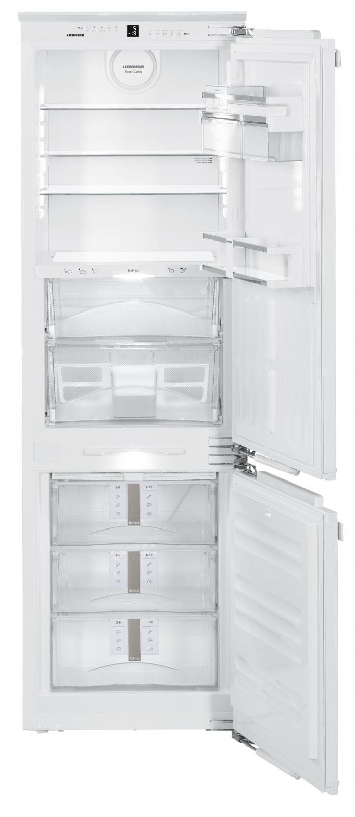 купить Встраиваемый двухкамерный холодильник Liebherr ICBN 3376 Украина фото 1