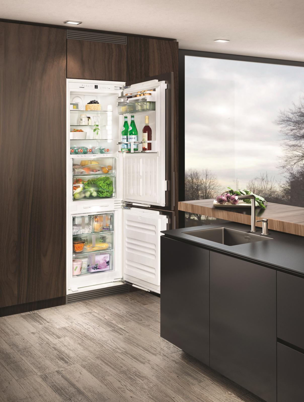 купить Встраиваемый двухкамерный холодильник Liebherr ICBN 3386 Украина фото 10