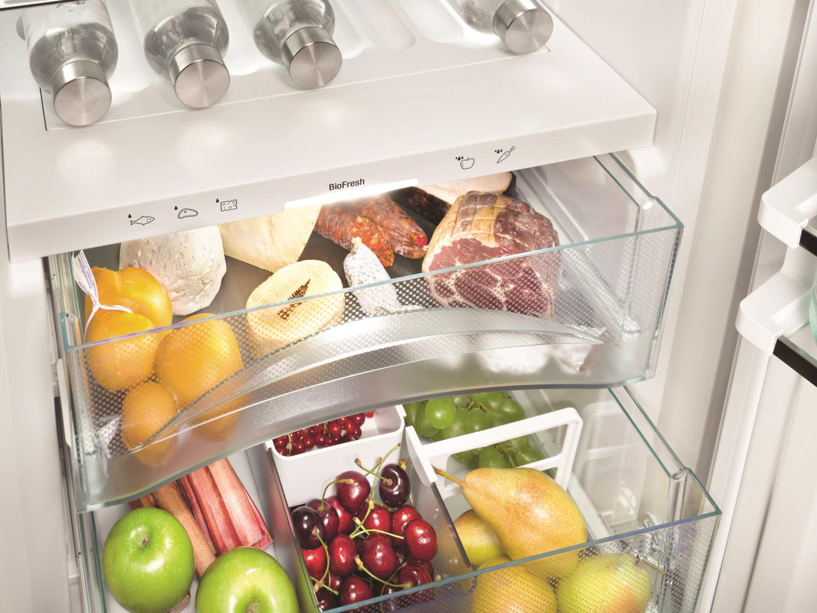 купить Встраиваемый двухкамерный холодильник Liebherr ICBN 3386 Украина фото 8