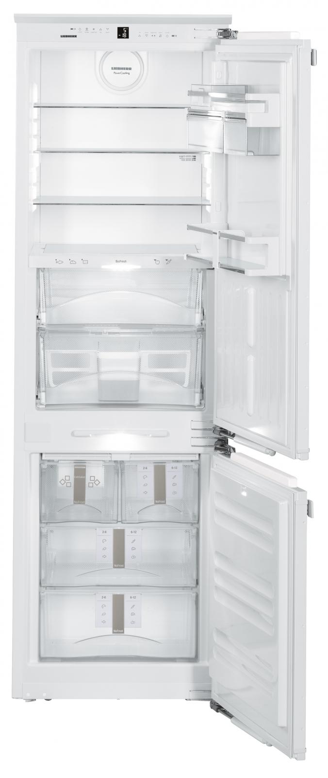 купить Встраиваемый двухкамерный холодильник Liebherr ICBN 3386 Украина фото 1