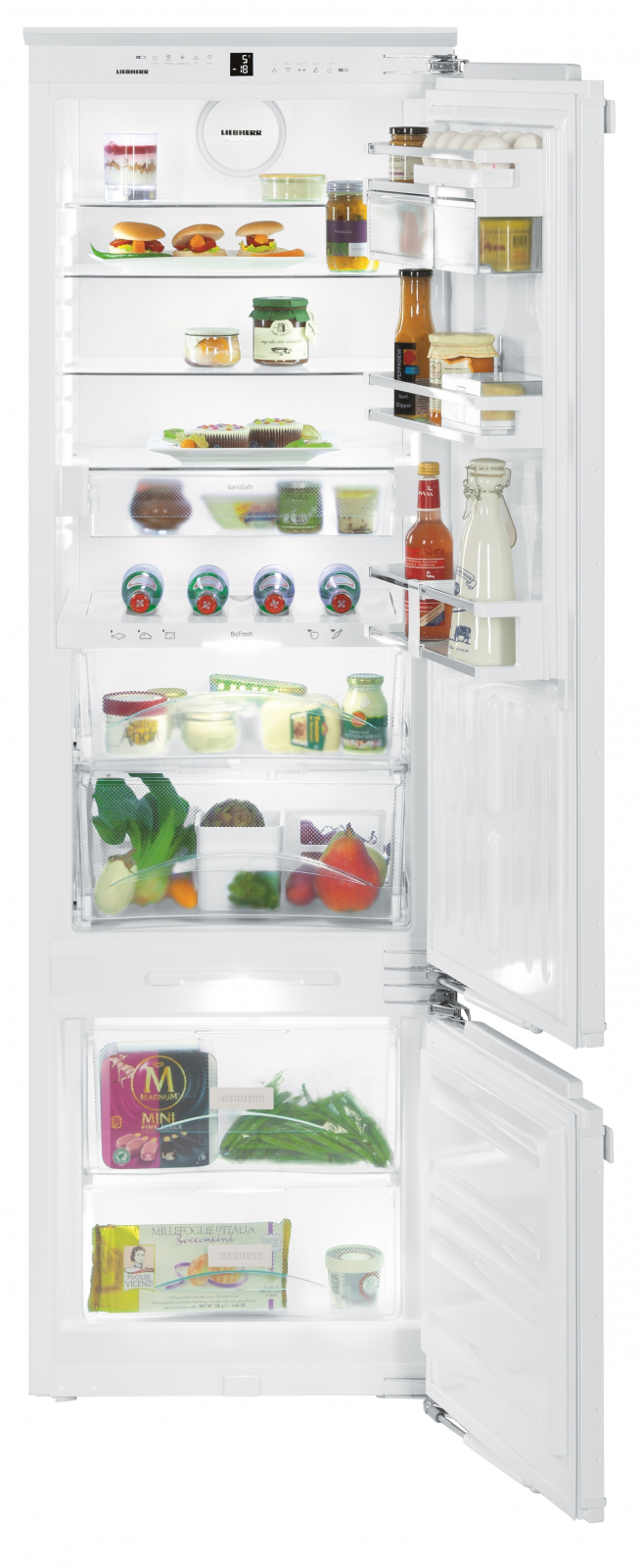 купить Встраиваемый двухкамерный холодильник Liebherr ICBP 3266 Украина фото 0
